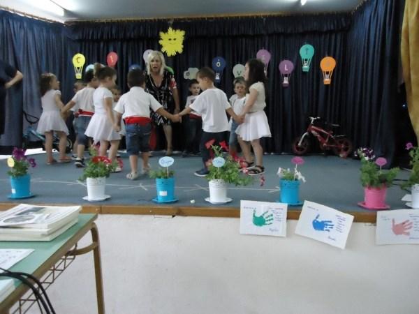 Καλοκαιρινές γιορτές των παιδικών σταθμών στον Δήμο Τυρνάβου