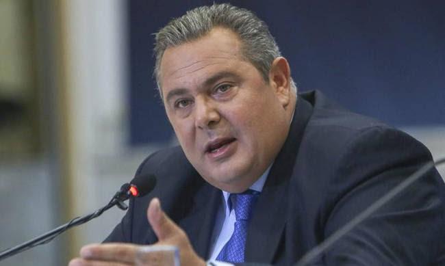 «Βόμβα» Καμμένου: Ρίχνω την κυβέρνηση αν έρθει η συμφωνία με τα Σκόπια στη Βουλή