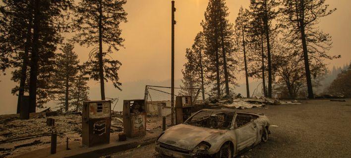 Κόλαση φωτιάς στην Καλιφόρνια: 31 νεκροί, 228 αγνοούμενοι