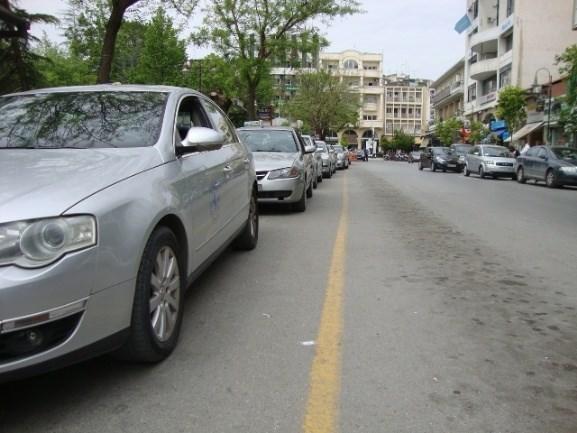 Συνέλευση για τον Συνεταιρισμό ταξί Λάρισας
