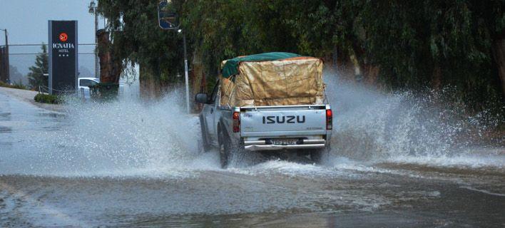 Βροχές και καταιγίδες σήμερα -Εως τους 22 βαθμούς το θερμόμετρο