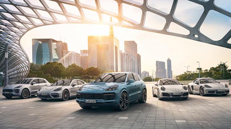 Αυξημένες οι πωλήσεις της Porsche για το 2018