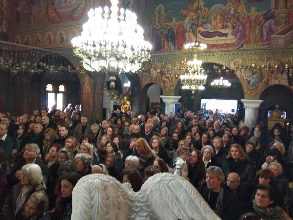 Τελέσθηκε σήμερα το Ετήσιο Μνημόσυνο του Γέροντα Νεκταρίου Βιτάλη στη Καμάριζα Λαυρίου (ΦΩΤΟ)