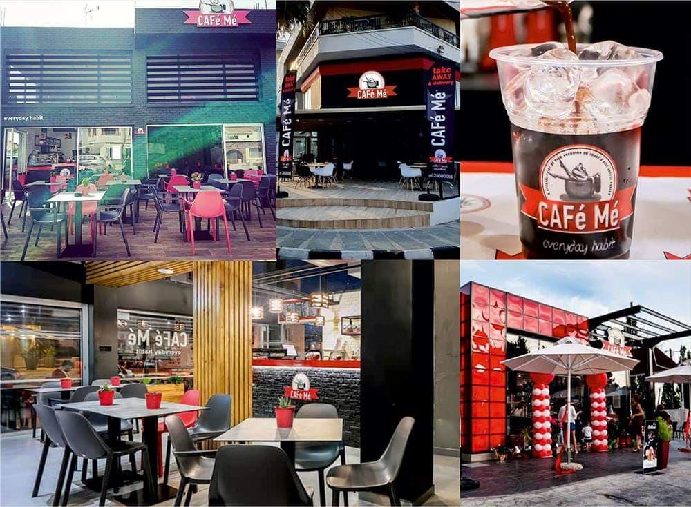 Με 6 καταστήματα στην Κύπρο η αλυσίδα καταστημάτων CAFé Mé!