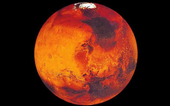 Εσείς το ξέρατε για τον Όλυμπο του Άρη;