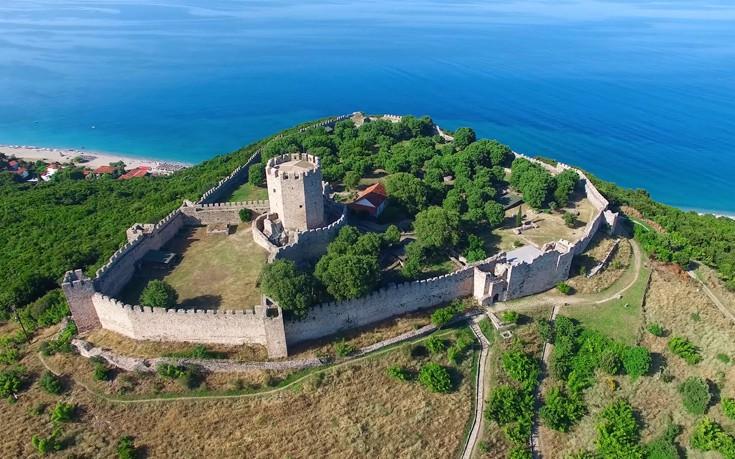 Το κάστρο του Πλαταμώνα είναι ένα από τα καλύτερα στην Ελλάδα