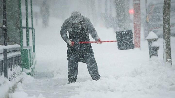 Νέο κύμα κακοκαιρίας με θυελλώδεις ανέμους, χιονοπτώσεις και κατακόρυφη πτώση της θερμοκρασίας