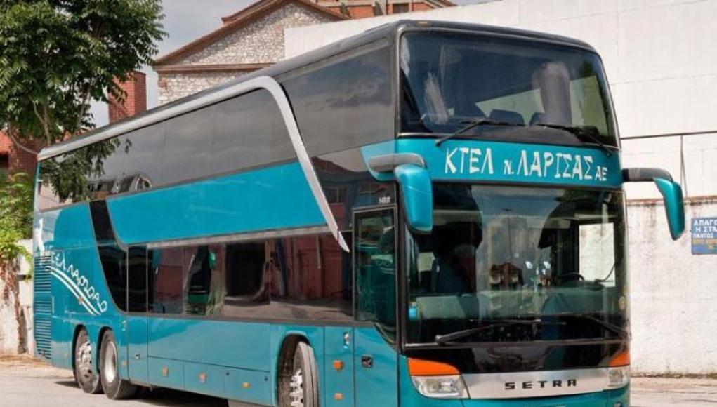 Μάχη ΚΤΕΛ - ΤΡΑΙΝΟΣΕ στη γραμμή Αθήνας - Λάρισας - Θεσσαλονίκης