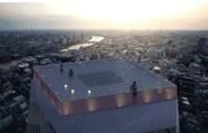 Η πρώτη 360 μοιρών πισίνα υπερχείλισης στον κόσμο θα κατασκευαστεί στο Λονδίνο