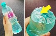 Τι να ελέγχετε ΠΑΝΤΑ στα πλαστικά μπουκάλια νερού το καλοκαίρι