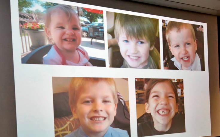 Η τραγωδία των πέντε παιδιών που τα σκότωσε ο ίδιος τους ο πατέρας