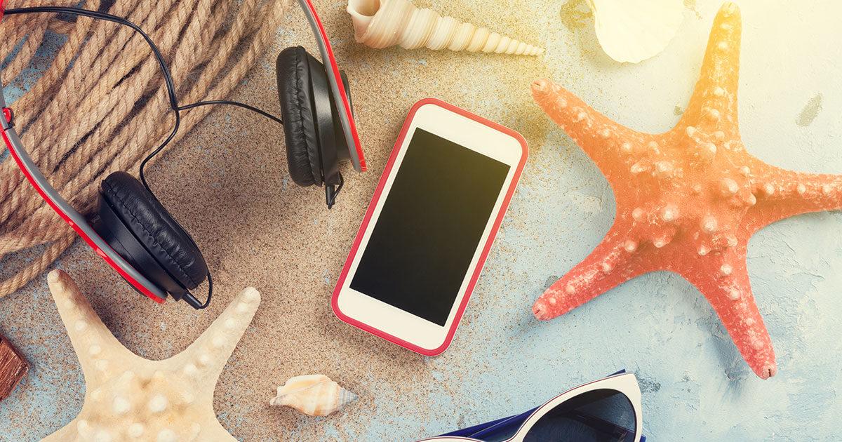 Για Hi-Tech διακοπές στον Πλαταμώνα θα τα βρείς όλα στο Phone & Home