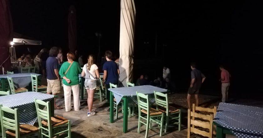 Σοκ στη Μηλίνα: 10χρονος υπέστη ηλεκτροπληξία από ανοιχτή κολώνα φωτισμού