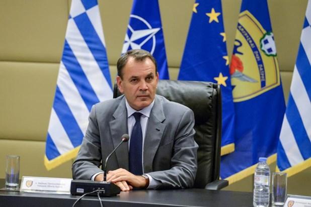 Στη Λάρισα την Τετάρτη ο υπουργός Εθνικής Άμυνας