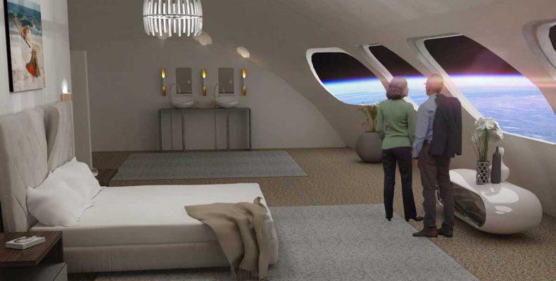 Το πρώτο ξενοδοχείο στο Διάστημα σχεδιάζεται για το 2025