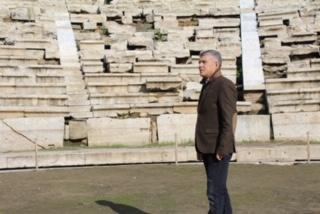 Προχωρά η πέμπτη φάση των εργασιών αποκατάστασης του Αρχαίου Θεάτρου Λάρισας