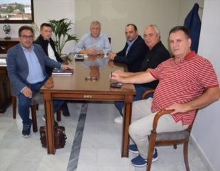 «Συνάντηση ΤΕΕ Κ.Δ. Θεσσαλίας με τον Δήμαρχο Κιλελέρ»