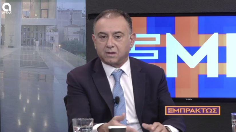 Κέλλας: «Η Ελλάδα αντιμετωπίζει μόνη της σύνθετες προκλήσεις»