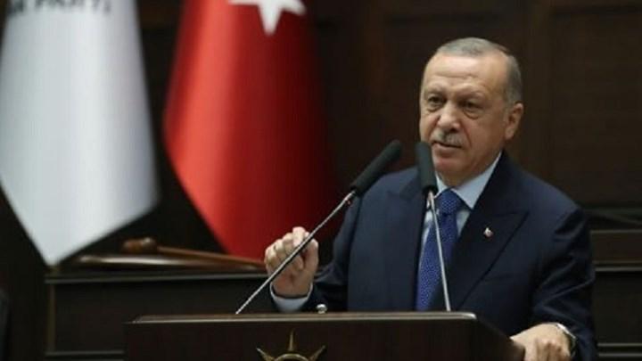 Ερντογάν: Η επιχείρηση θα συνεχιστεί αν δεν τηρηθεί η συμφωνία με ΗΠΑ