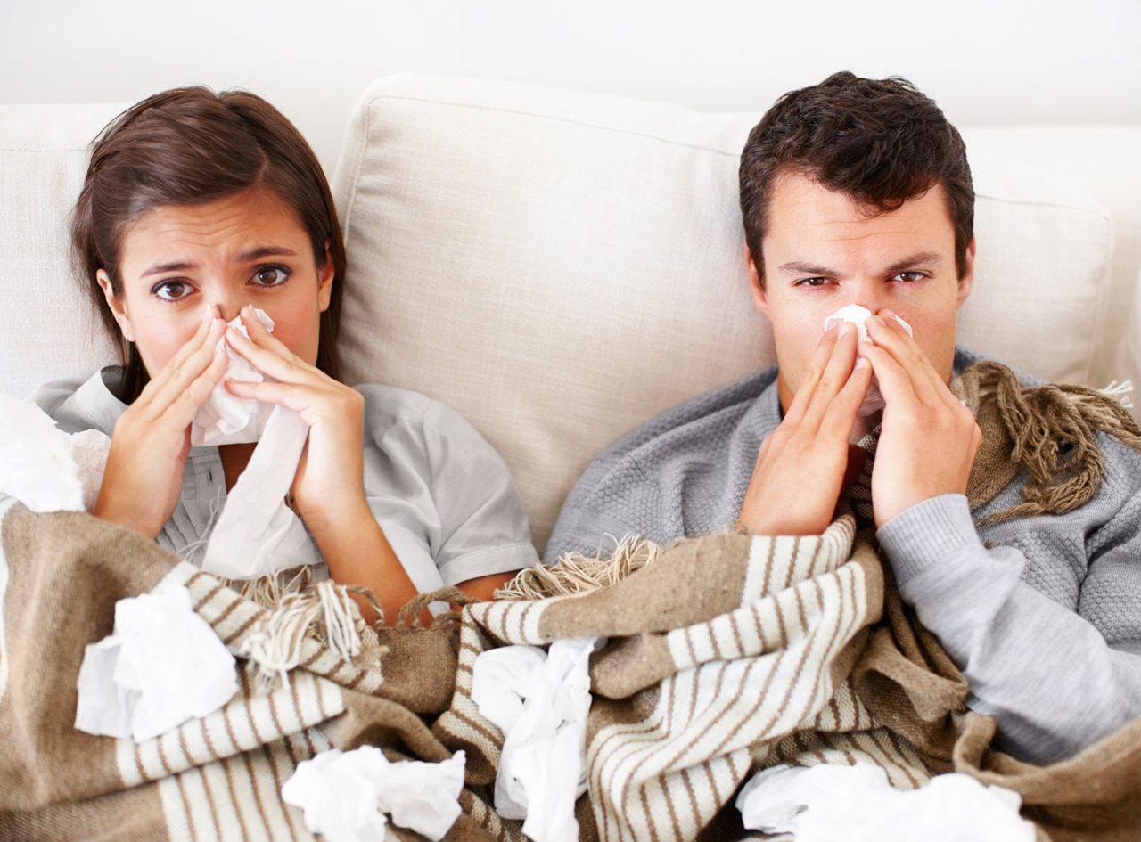 4 tips για να προστατευτείς από τη γρίπη φέτος