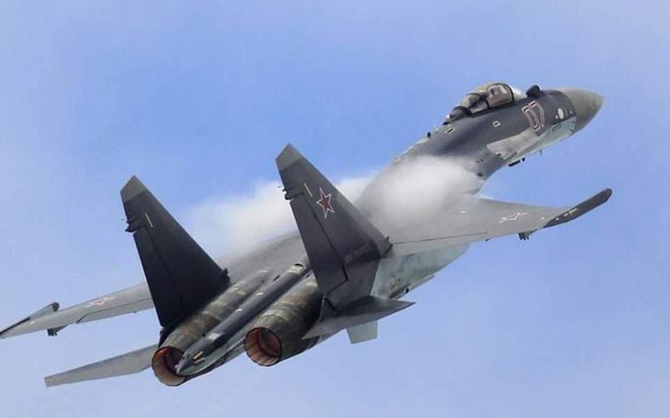 Κοντά στην αγορά 36 ρωσικών μαχητικών Σουχόι η Άγκυρα