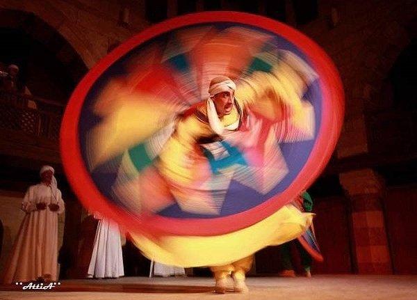 Φαντασμαγορική επίδειξη Αιγυπτιακών χορών στη Λάρισα