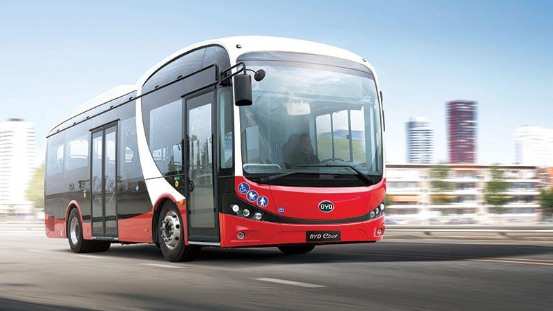 Αυτά είναι τα νέα ηλεκτρικά λεωφορεία που έρχονται στα Τρίκαλα (video)