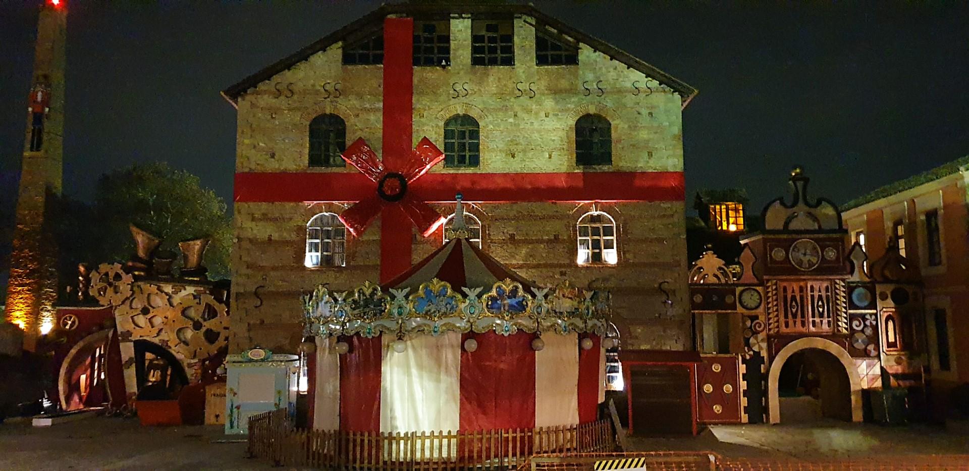 Έτοιμος ο «Μύλος των Ξωτικών». Ανοίγει 29 του μηνός στα Τρίκαλα