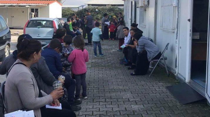 Εμβολιασμός παιδιών Ρομά στον Δήμο Τρικκαίων