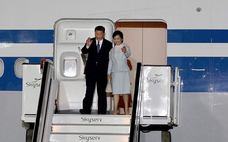 Σι Τζινπίνγκ: «Θα ανοίξουμε ένα νέο κεφάλαιο στη στρατηγική εταιρική σχέση Ελλάδας-Κίνας»