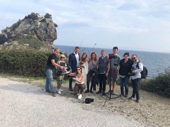 Ολοκληρώθηκαν γυρίσματα του Documentary «Aerial Greece» που περιλαμβάνει την Σκόπελο