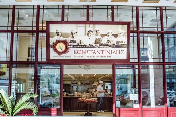 Πήραν το χρηματοκιβώτιο από ζαχαροπλαστείο Κωνσταντινίδη στην Αθήνα