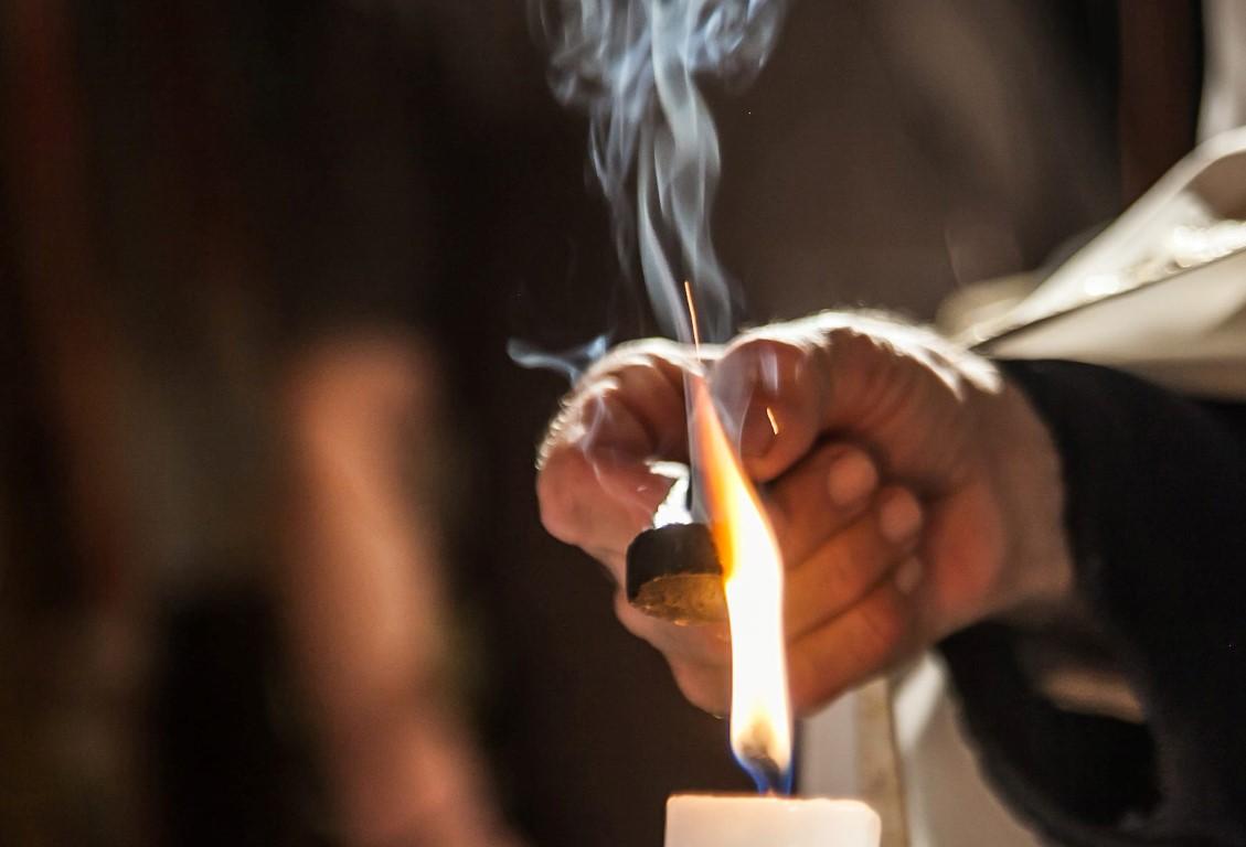 Θρήνος στα Τρίκαλα για το χαμό του 45χρονου Ν. Κουτσοκέρα - ΦΩΤΟ