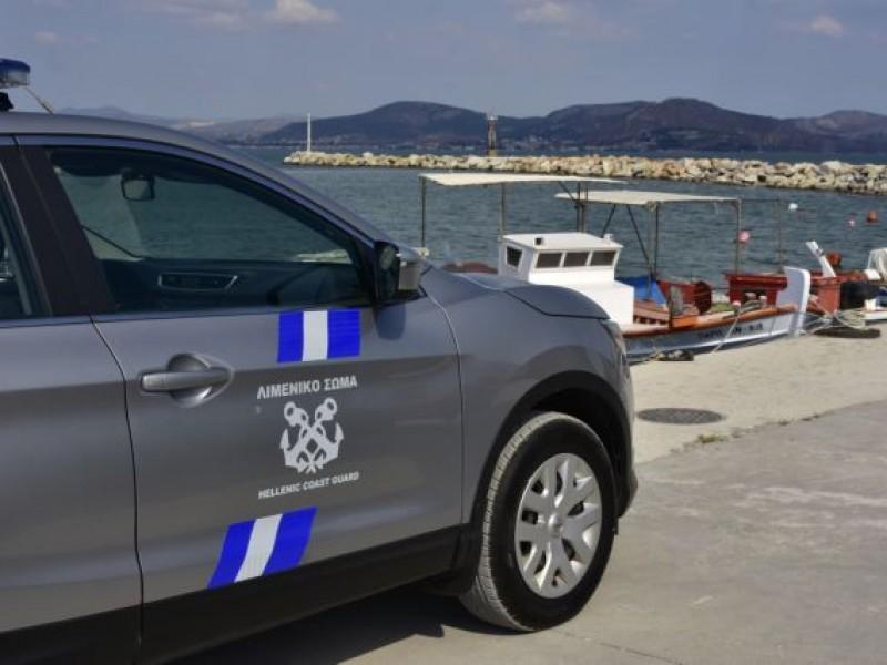 Τρεις παραβάσεις των απαγορεύσεων κυκλοφορίας στο λιμάνι του Βόλου