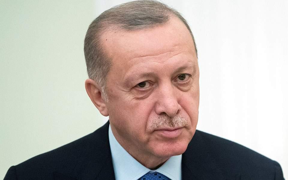 Ο Ερντογάν θέλει να μεταδίδεται τηλεοπτικά η προσευχή από την Αγιά Σοφιά