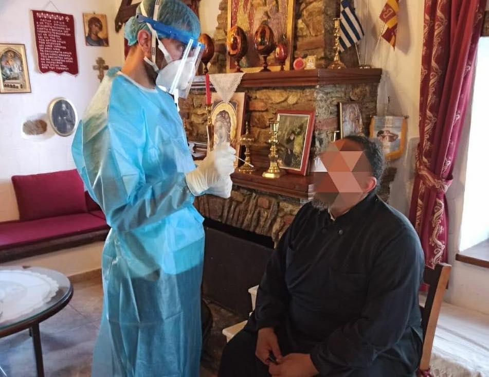 Σκιάθος: Περισσότερα από 300 άτομα εξετάστηκαν για κορωνοϊό