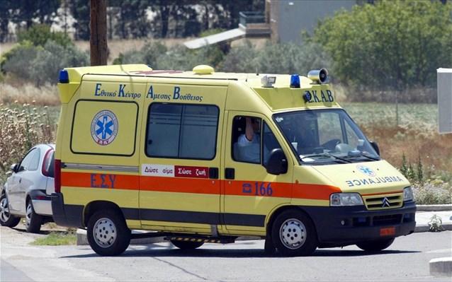 Βόλος: Ηλικιωμένη παρασύρθηκε από μηχανάκι και κατέληξε στο Νοσοκομείο