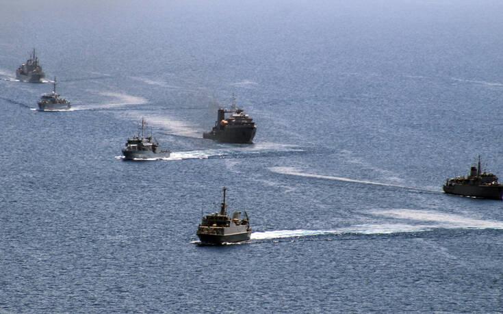 Για τις επόμενες 10 ημέρες θα βρίσκεται απλωμένος σε όλο το Αιγαίο ο ελληνικός στόλος