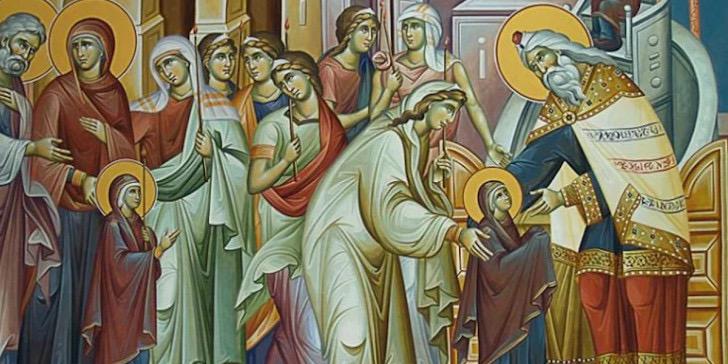 Εισόδια της Θεοτόκου: Τι γιορτάζουμε σήμερα