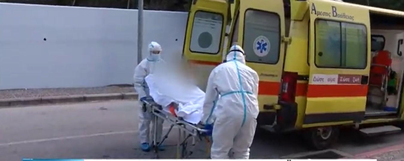 Παραμένει η πίεση στα νοσοκομεία της Θεσσαλονίκης (video)