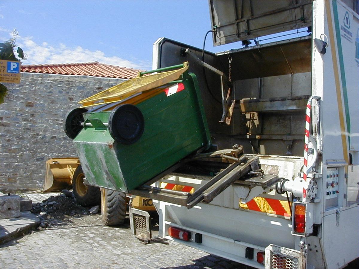Απογευματινές ώρες η αποκομιδή απορριμμάτων αύριο σε αυτές τις περιοχές του Δ. Τυρνάβου