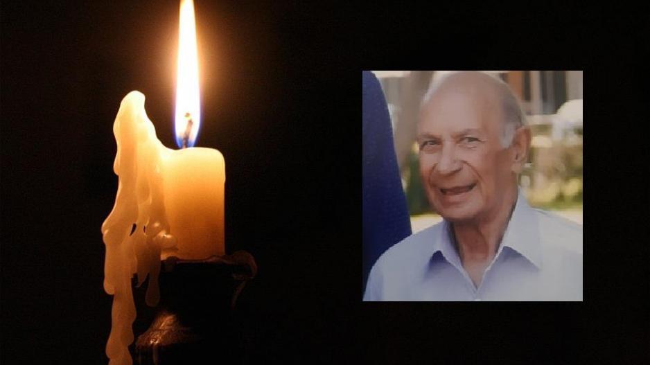 Λάρισα: Έφυγε από τη ζωή ο Παντελής Νταφούλης
