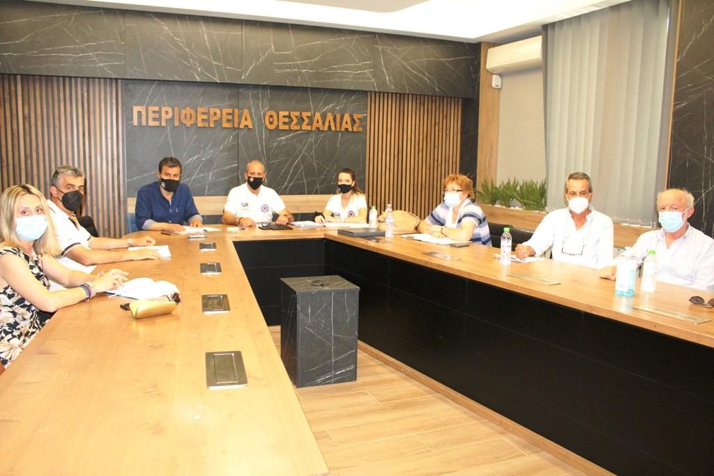 Λάρισα: Σύσκεψη για εντατικοποίηση των μέτρων πρόληψης πυρκαγιών