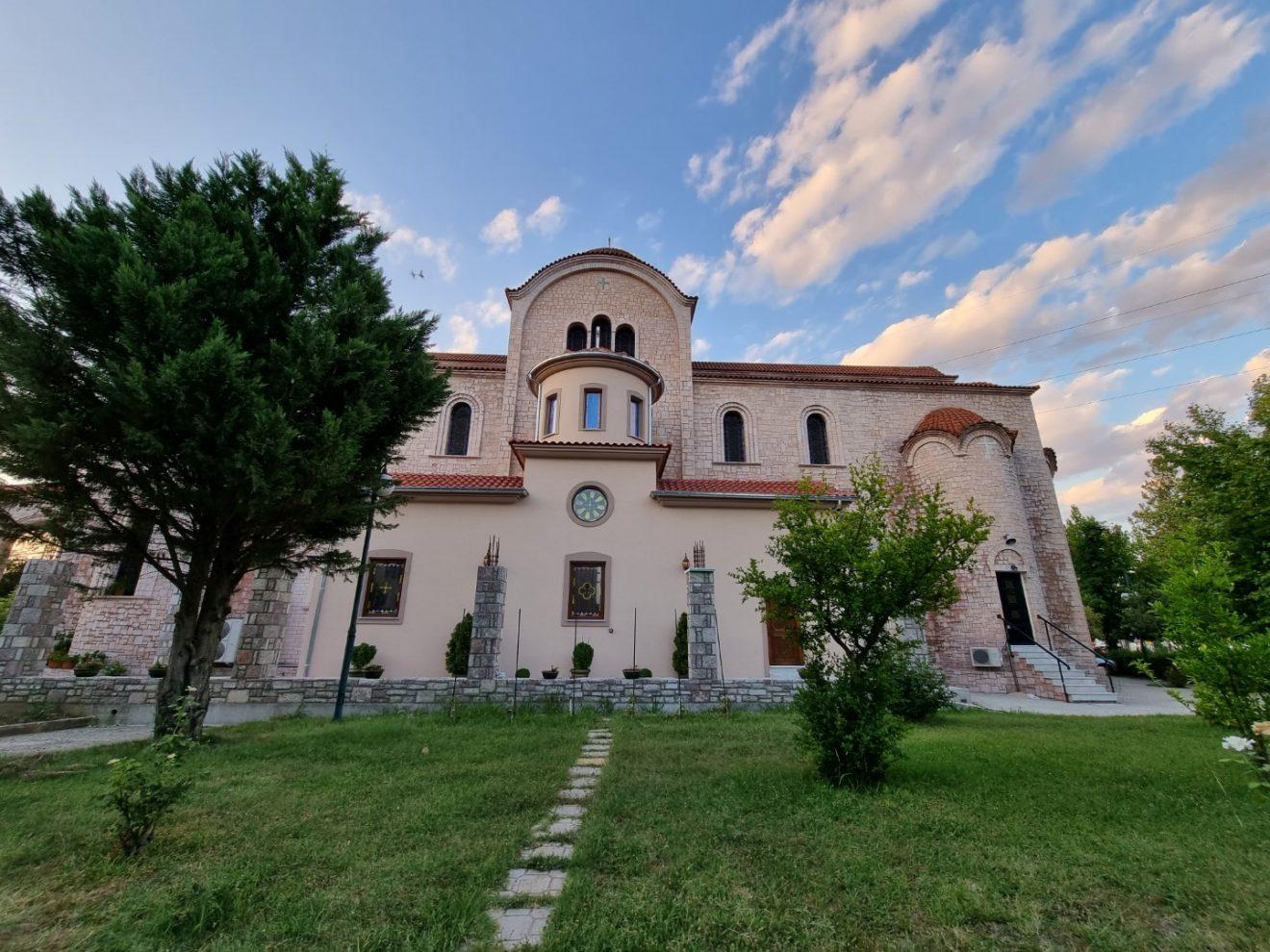 Την Κυριακή εγκαινιάζεται το εκκλησάκι του Αγίου Παϊσίου στα Τρίκαλα (πρόγραμμα)