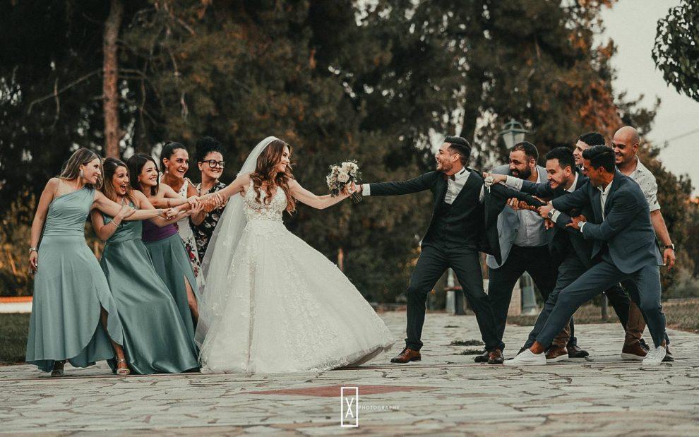 Ο γάμος που… έγραψε ιστορία στη Λάρισα (φώτο)