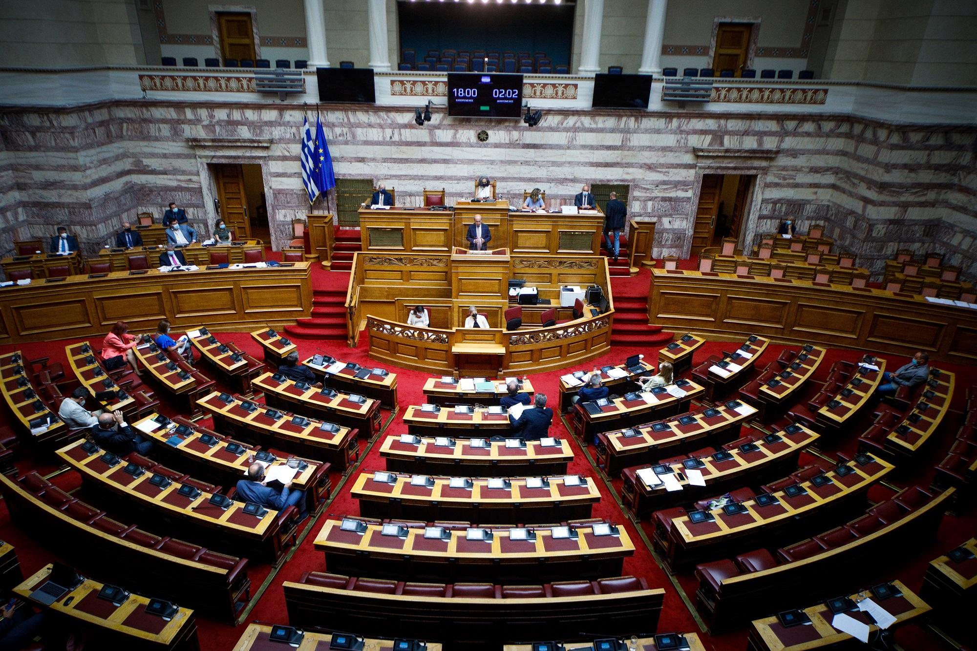 Κατά πλειοψηφία ψηφίσθηκε στη Βουλή ο Κώδικας για τη Θαλάσσια Πολιτική