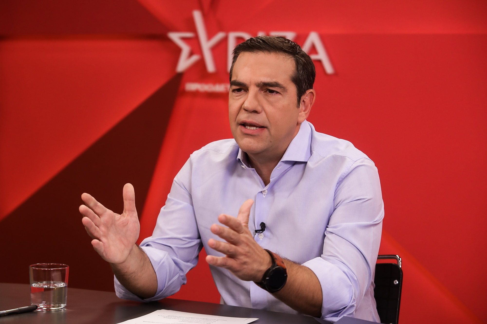 To πρόγραμμα του Α. Τσίπρα στη ΔΕΘ
