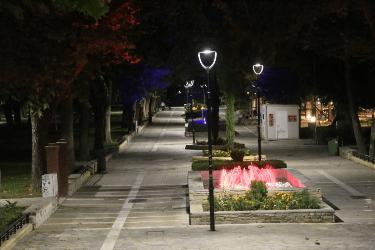 Δήμος Λαρισαίων: Νέα φώτα LED σε πεζόδρομους και πλατείες