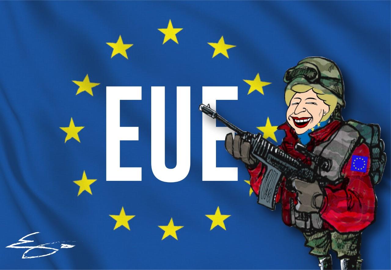 L'Unione Europea va alla guerra