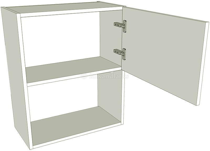 kitchen wall unit microwave 355mm high door